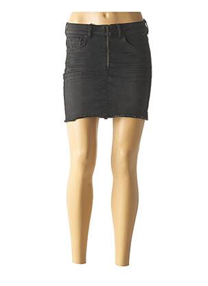 Mini-jupe noir FREEMAN T.PORTER pour femme