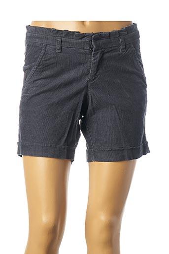 Bermuda bleu ESPRIT pour femme