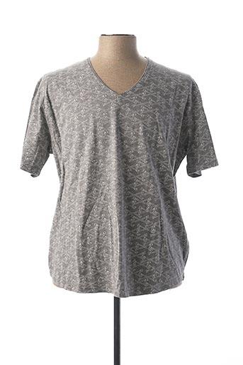 T-shirt manches courtes gris FIRETRAP pour femme