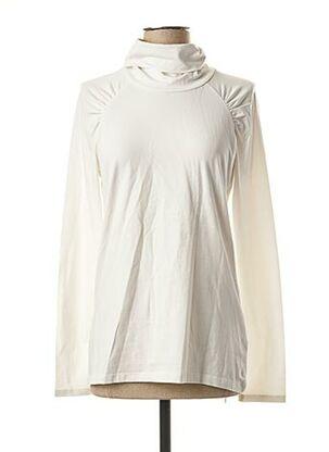 Sous-pull blanc ESPRIT pour femme