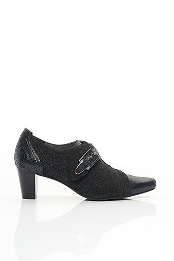 Bottines/Boots noir ARTIKA SOFT pour femme