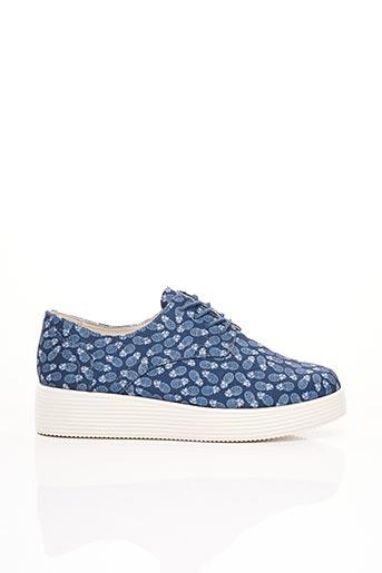 Baskets bleu MELLOW YELLOW pour femme