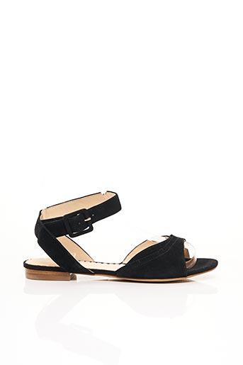 Sandales/Nu pieds noir MELLOW YELLOW pour femme