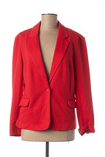 Veste chic / Blazer rouge VERO MODA pour femme