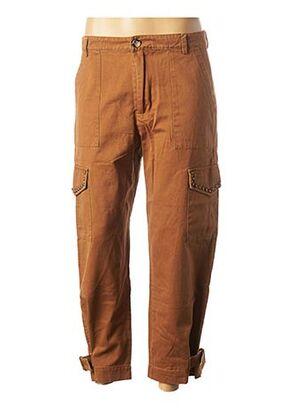 Pantalon casual marron CIMINY pour femme