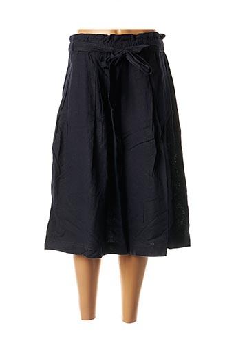 Jupe mi-longue bleu BEST MOUNTAIN pour femme