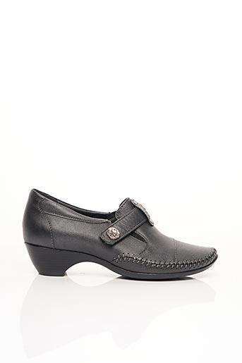 Chaussures de confort gris ARIMA pour femme