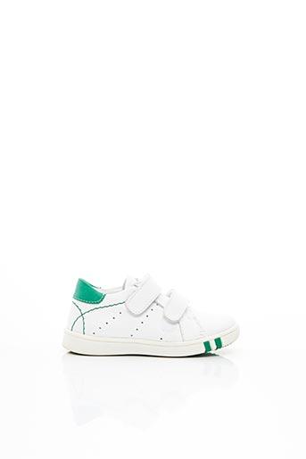 Baskets blanc BELLAMY pour fille