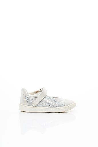 Sandales/Nu pieds gris BELLAMY pour fille