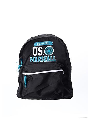 Sac à dos noir U.S MARSHALL pour garçon