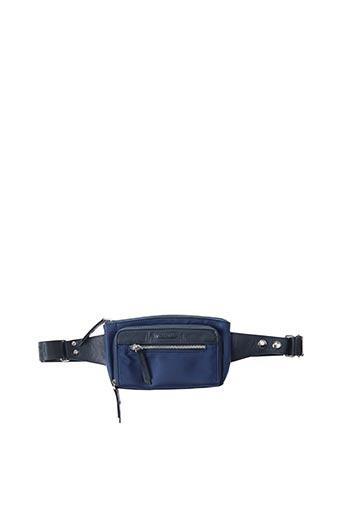Pochette bleu KATANA pour unisexe