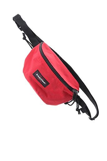 Pochette rouge EASTPAK pour unisexe