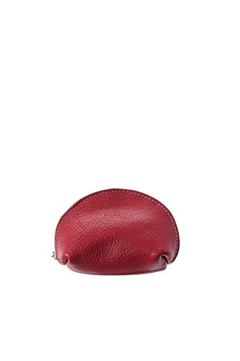 Porte-monnaie rose KATANA pour femme