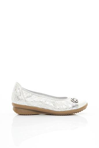 Chaussures de confort blanc ARTIKA SOFT pour femme