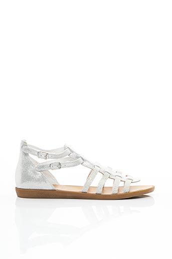 Sandales/Nu pieds blanc BELLAMY pour femme