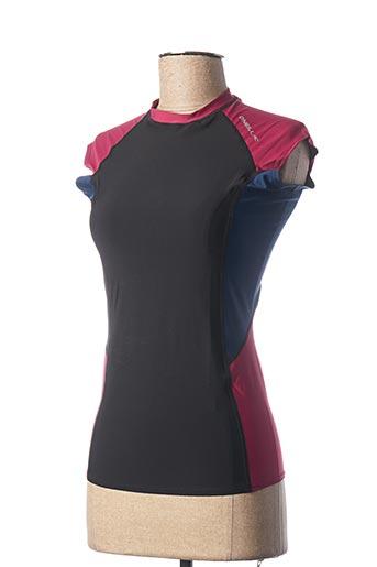 T-shirt manches courtes rouge O'NEILL pour femme