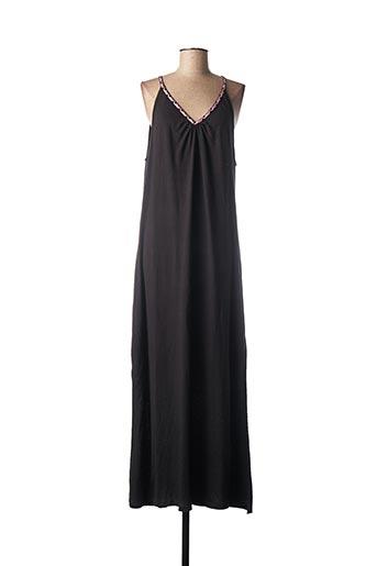 Robe longue noir O'NEILL pour femme