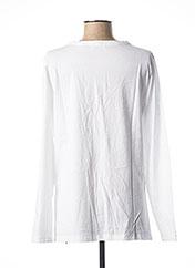T-shirt manches longues blanc O'NEILL pour femme seconde vue