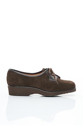 Chaussures de confort marron BERTIN pour femme