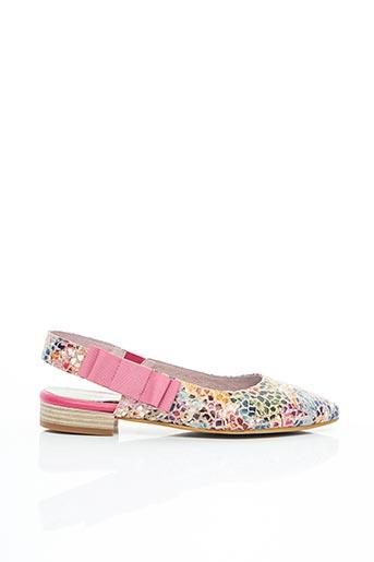 Sandales/Nu pieds rose FOLIE'S pour femme