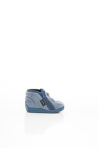Chaussons/Pantoufles bleu BELLAMY pour enfant