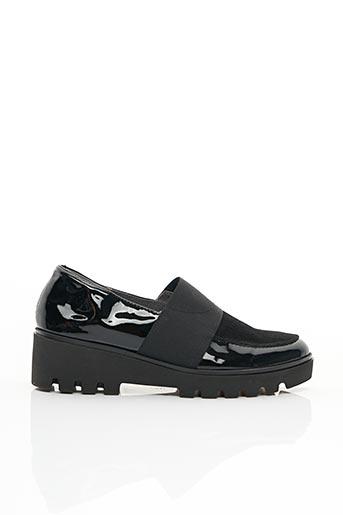 Chaussures de confort noir FOLIE'S pour femme