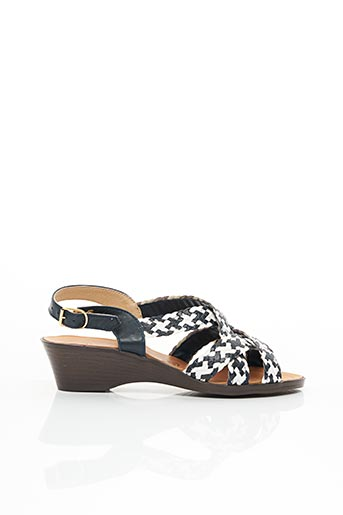 Sandales/Nu pieds noir ASTHA AND SIDHARTH pour femme