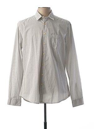 Chemise manches longues blanc CAMEL ACTIVE pour homme