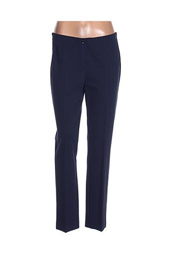 Pantalon casual bleu RABE pour femme