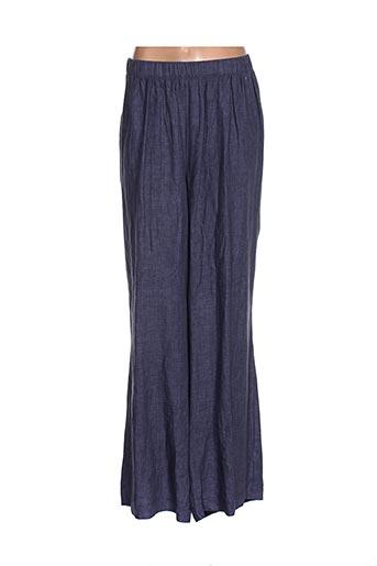 Pantalon casual bleu TWISTER pour femme
