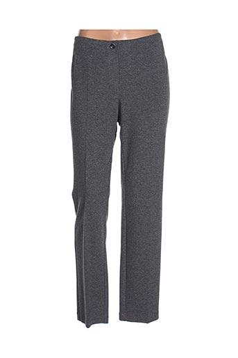 Pantalon casual gris RABE pour femme