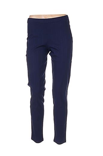 Legging bleu G!OZE pour femme