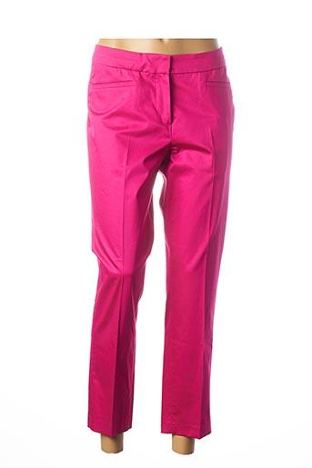 Pantalon casual rose ATELIER GARDEUR pour femme