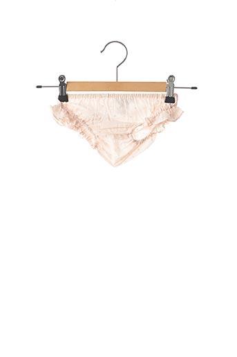 Slip/Culotte rose ROSE & THE pour fille
