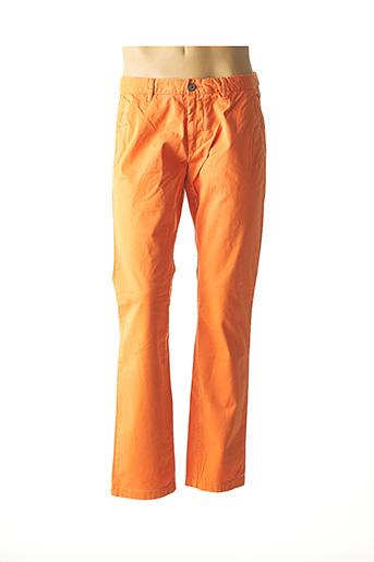 Pantalon casual orange TIBET pour homme