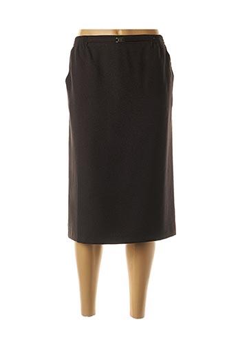 Jupe mi-longue gris CPH pour femme