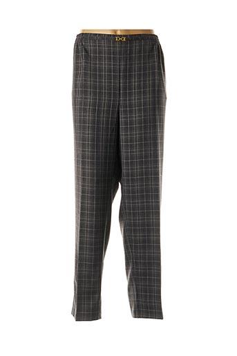 Pantalon casual gris CPH pour femme