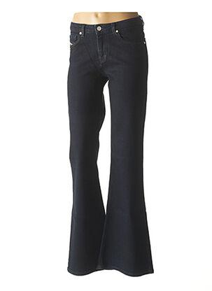 Jeans bootcut bleu GEORGES RECH pour femme