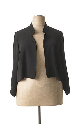 Veste chic / Blazer noir JEAN DELFIN pour femme