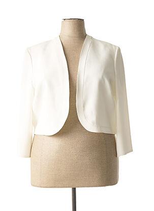 Veste chic / Blazer blanc ANNE KELLY pour femme