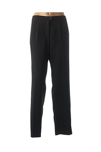 Pantalon chic noir ANNE KELLY pour femme