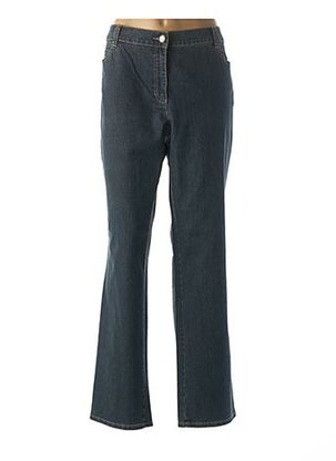 Jeans bootcut bleu LEBEK pour femme