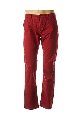 Pantalon chic rouge ORIGINAL ADO pour homme