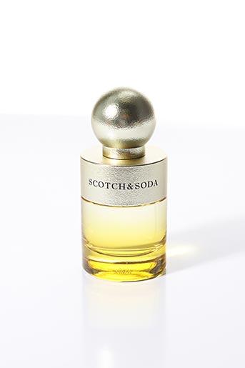 Parfum orange SCOTCH & SODA pour femme