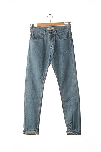 Jeans coupe slim bleu BALIBARIS pour homme