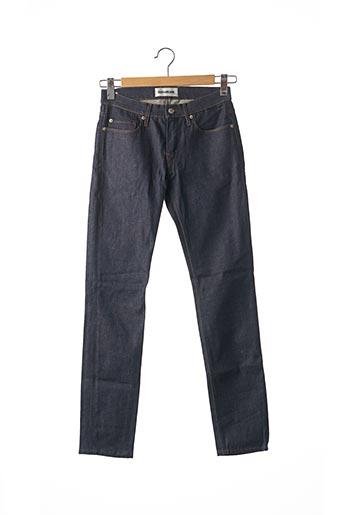Jeans coupe slim bleu ZADIG & VOLTAIRE pour homme