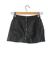 Mini-jupe noir EPISODE pour femme seconde vue
