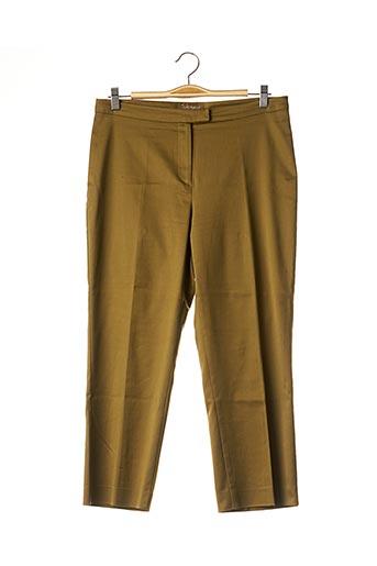 Pantalon 7/8 vert ISABEL MARANT pour femme