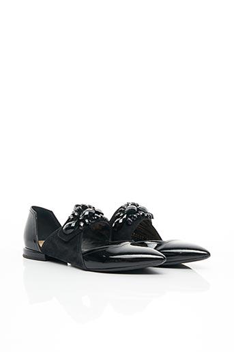 Ballerines noir ARMANI pour femme
