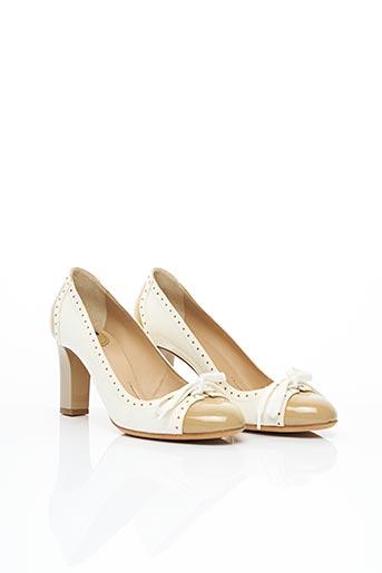 Escarpins beige DOLCE & GABBANA pour femme